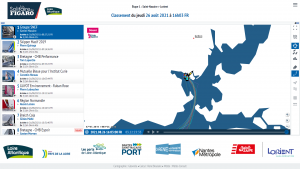 Lorient Solitaire Figaro